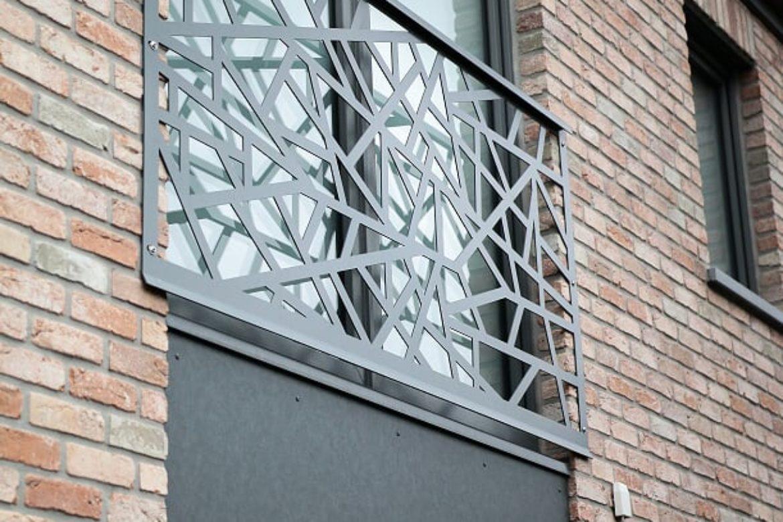 Garde corps protection de fenêtre 1