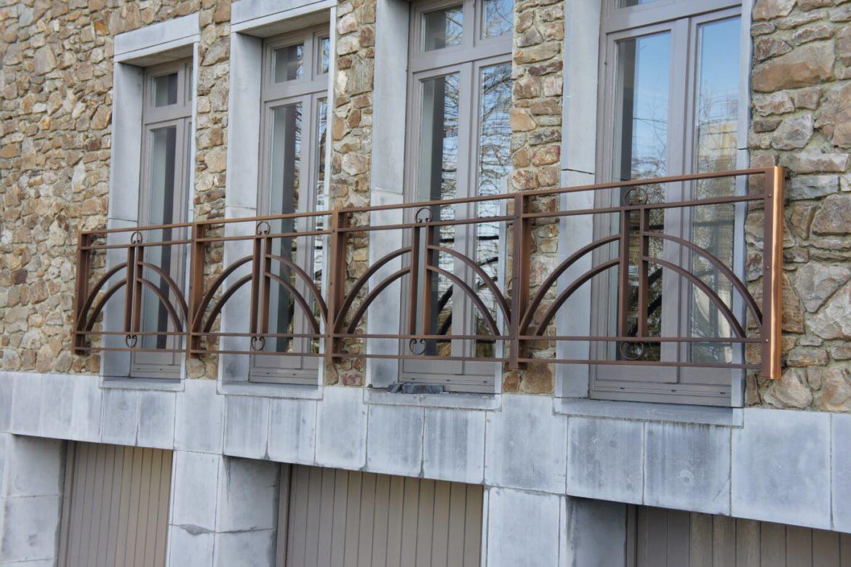 Garde corps protection de fenêtre 2