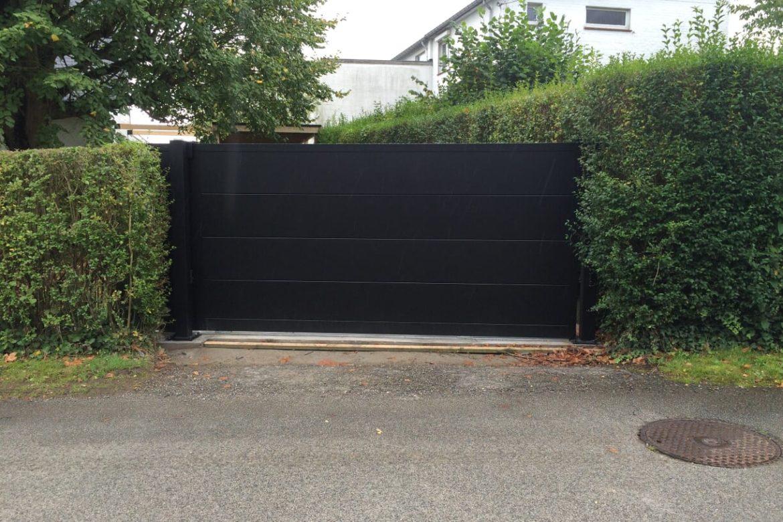 Portail moderne 6