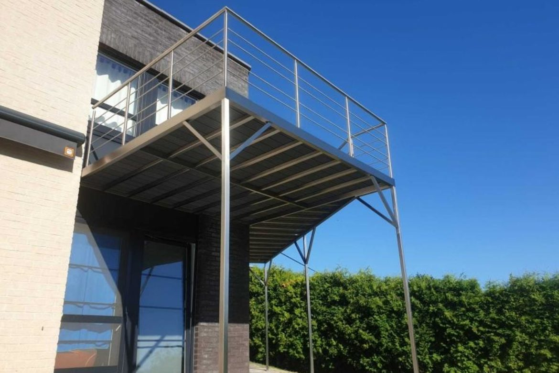 Terrasse inox composite 1