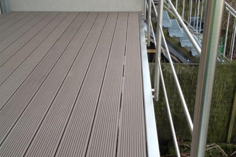 Terrasse inox composite
